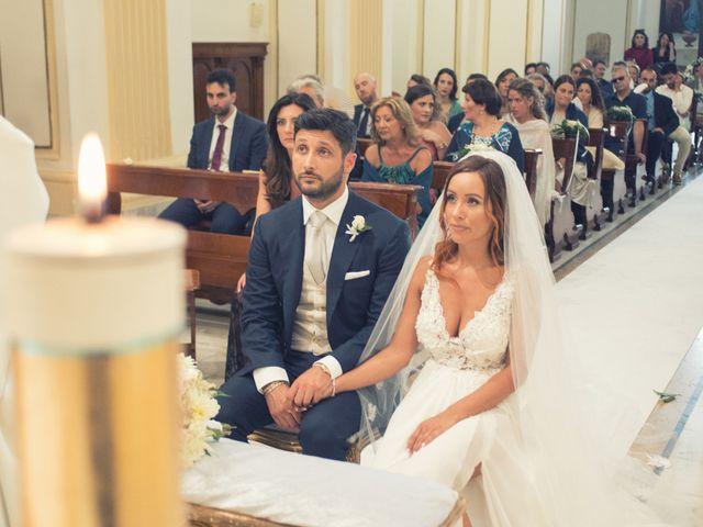 Il matrimonio di Fiammetta e Gianluca a Bacoli, Napoli 34