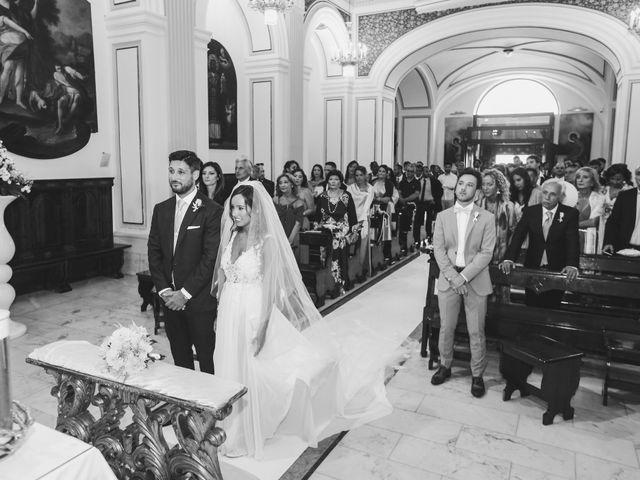 Il matrimonio di Fiammetta e Gianluca a Bacoli, Napoli 35