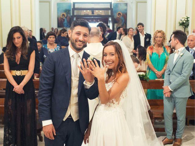 Il matrimonio di Fiammetta e Gianluca a Bacoli, Napoli 36