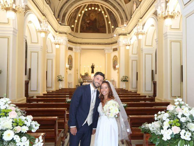 Il matrimonio di Fiammetta e Gianluca a Bacoli, Napoli 38