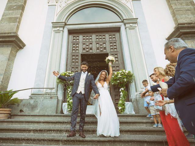 Il matrimonio di Fiammetta e Gianluca a Bacoli, Napoli 39