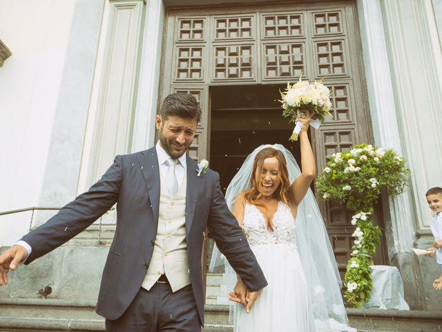 Il matrimonio di Fiammetta e Gianluca a Bacoli, Napoli 40