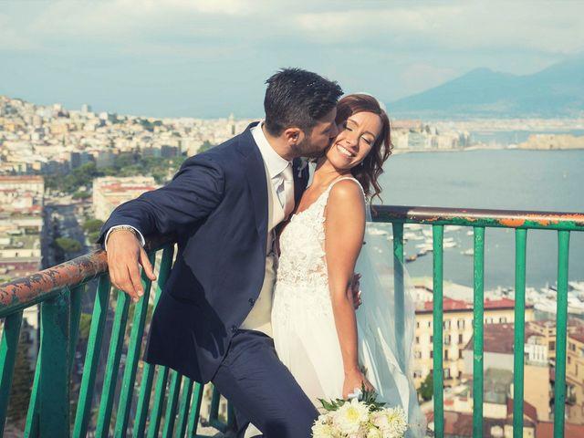 Il matrimonio di Fiammetta e Gianluca a Bacoli, Napoli 42