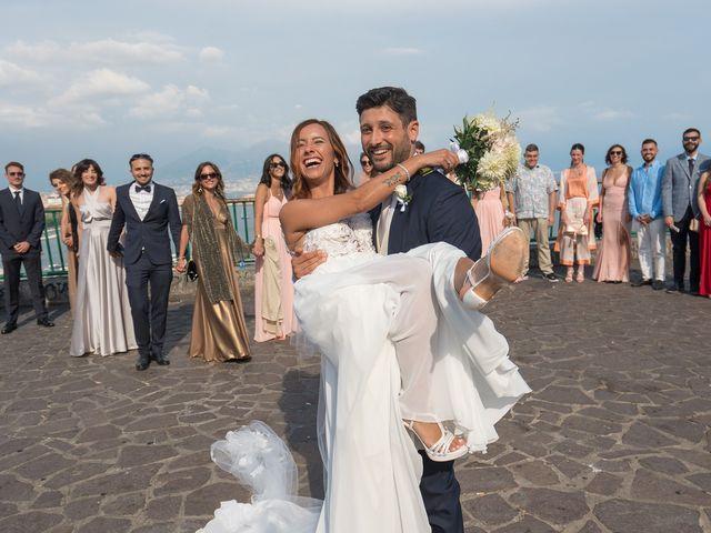 Il matrimonio di Fiammetta e Gianluca a Bacoli, Napoli 43