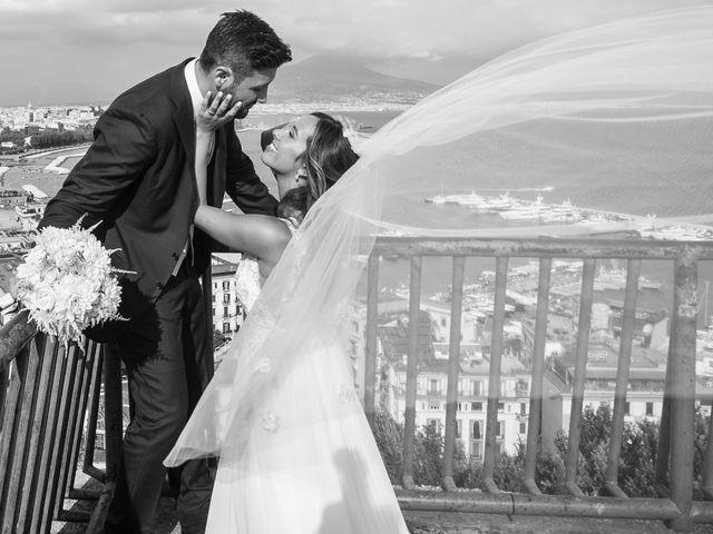 Il matrimonio di Fiammetta e Gianluca a Bacoli, Napoli 44