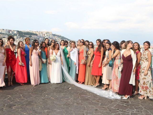 Il matrimonio di Fiammetta e Gianluca a Bacoli, Napoli 45