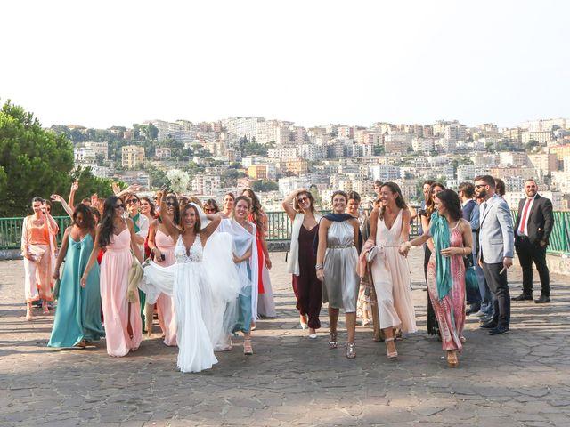 Il matrimonio di Fiammetta e Gianluca a Bacoli, Napoli 47