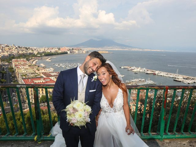 Il matrimonio di Fiammetta e Gianluca a Bacoli, Napoli 50