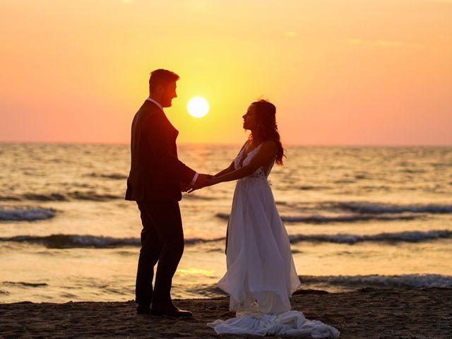 Le nozze di Gianluca e Fiammetta