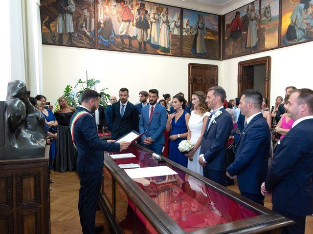 Il matrimonio di Stefano e Anna a Cagliari, Cagliari 18