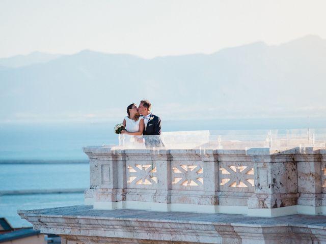 Il matrimonio di Stefano e Anna a Cagliari, Cagliari 54