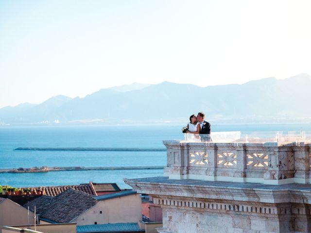 Il matrimonio di Stefano e Anna a Cagliari, Cagliari 55