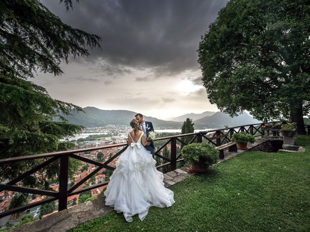Le nozze di Giulia e Eli