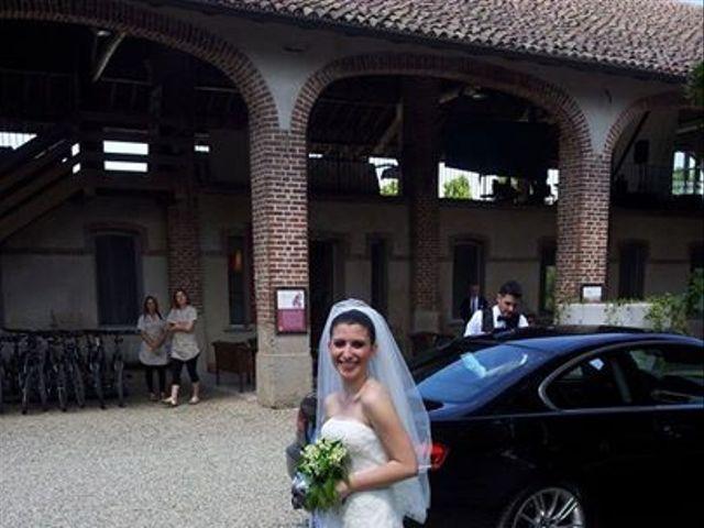 Il matrimonio di Serena e Marco a Corbetta, Milano 4