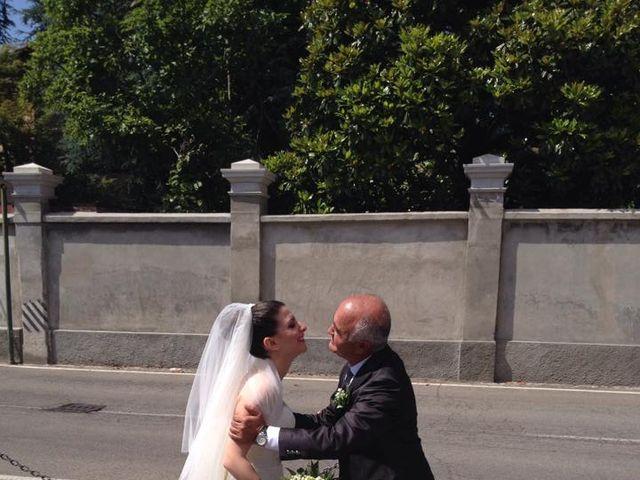 Il matrimonio di Serena e Marco a Corbetta, Milano 19