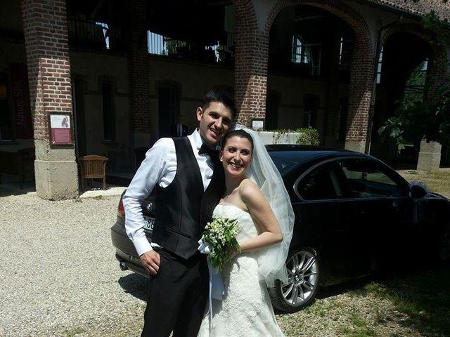 Il matrimonio di Serena e Marco a Corbetta, Milano 22