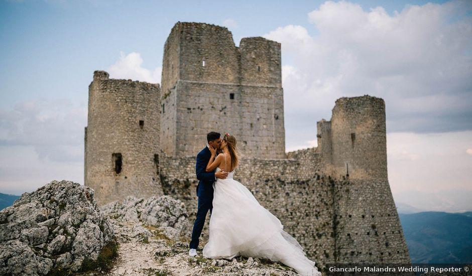 Il matrimonio di Marian e Valentina a Santo Stefano di Sessanio, L'Aquila