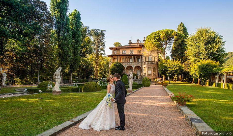Il matrimonio di Lorenzo e Laura a Mapello, Bergamo