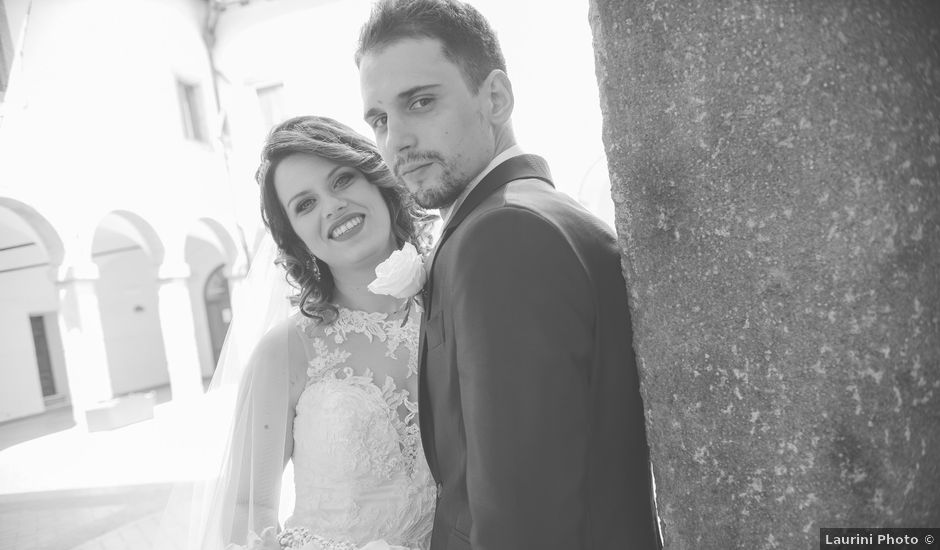Il matrimonio di Cristian e Francesca a Soriano nel Cimino, Viterbo