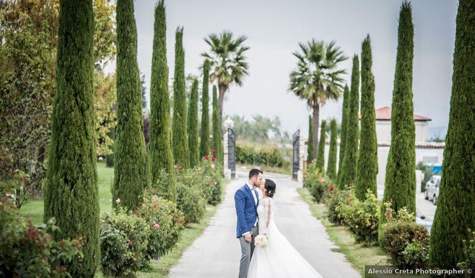 Il matrimonio di Giuseppe e Maria a Santa Maria a Vico, Caserta