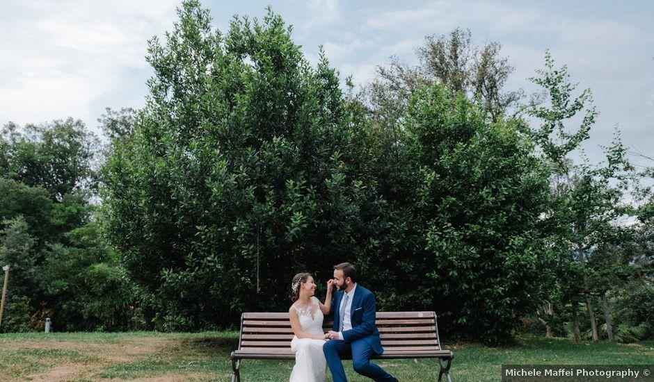 Il matrimonio di Daniele e Gaia a Rapallo, Genova
