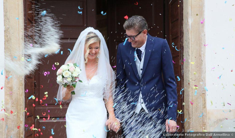 Il matrimonio di Diego e Milica a Noventa Vicentina, Vicenza