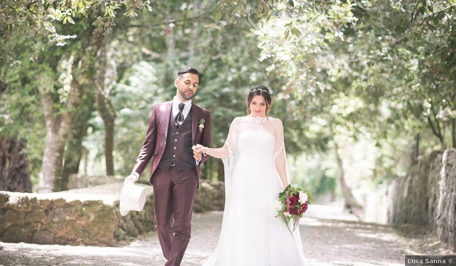 Il matrimonio di Alessio e Silvia a Siamaggiore, Oristano