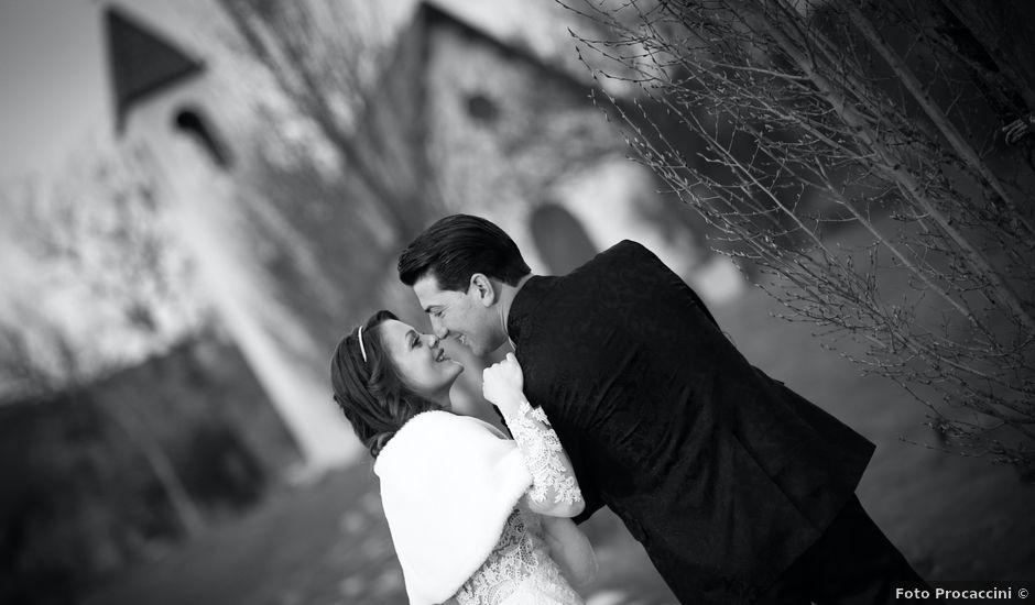 Il matrimonio di Antonio e Angela a Campoli del Monte Taburno, Benevento