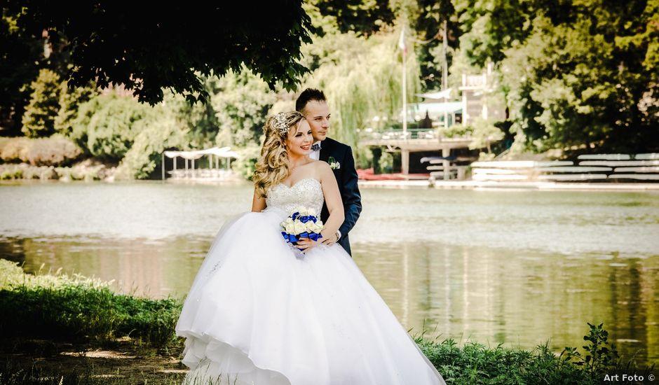 Il matrimonio di Luca e Vanessa a Torino, Torino