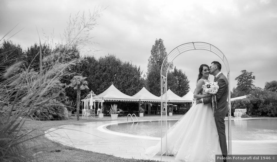 Il matrimonio di Roberto e Emanuela a Santa Giustina in Colle, Padova