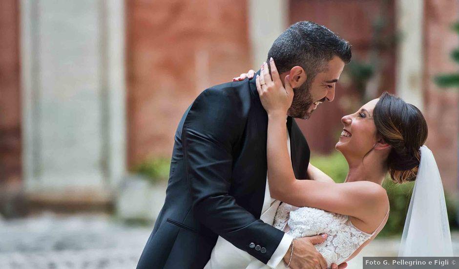 Il matrimonio di Valerio e Angela a Lucera, Foggia