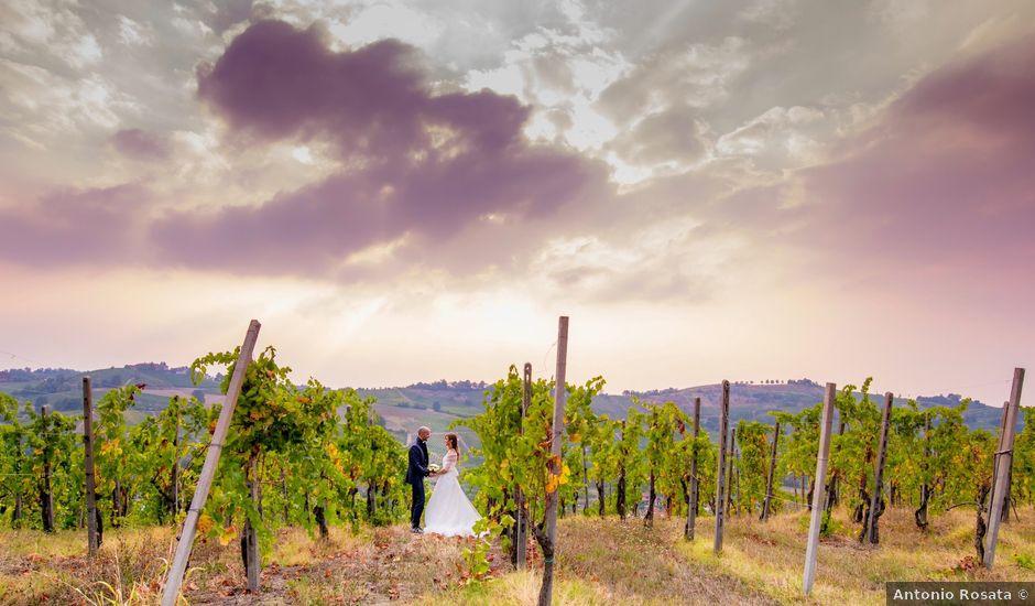 Il matrimonio di Paolo e Federica a Casteggio, Pavia