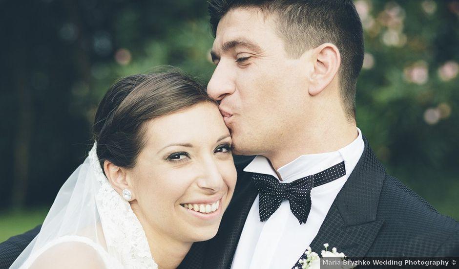 Il matrimonio di Claudio e Elisabetta a Erbusco, Brescia