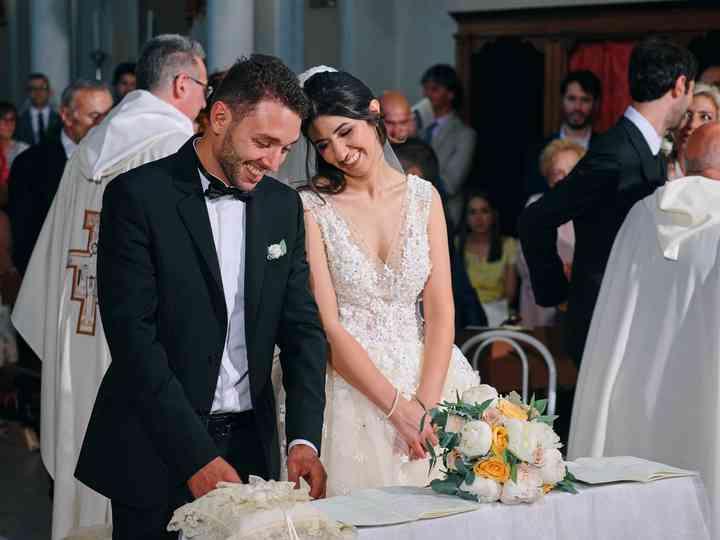 le nozze di Maria e Leonardo