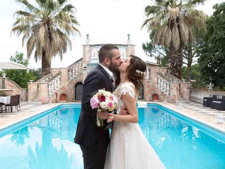 le nozze di Sara e Gianmarco
