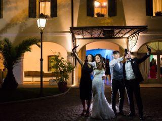 le nozze di Francesca e Ronny 1