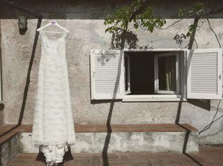 Le nozze di Anita e Luca 1
