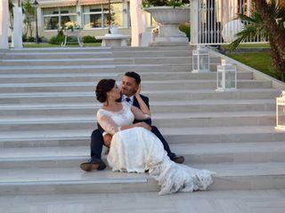 le nozze di  Caterina  e Mario  3