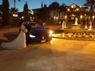 Le nozze di Alessandra e Anthony