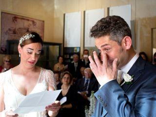 Le nozze di Robert e Marylou