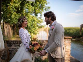 Le nozze di Emily e Alessandro