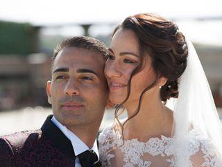 Le nozze di David e Debora