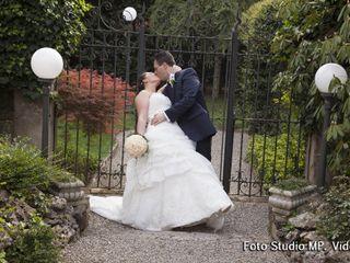Le nozze di Yuri e Elisa