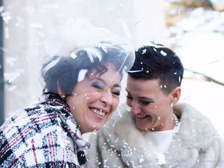 Le nozze di Elena e Michela