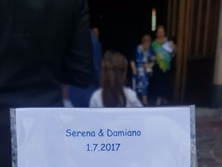 le nozze di Serena e Damiano 3