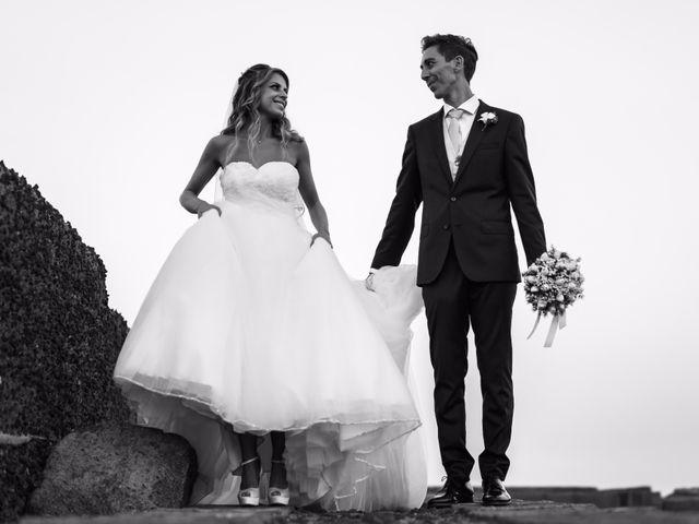 Le nozze di Alessia e Domenico
