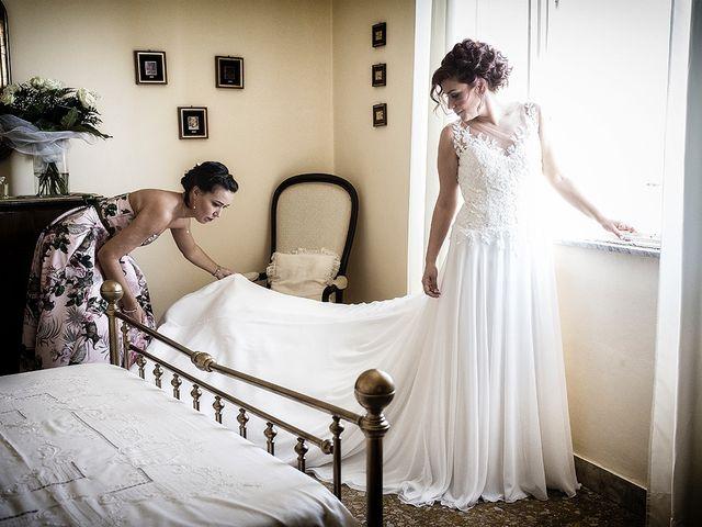 Il matrimonio di Rino e Alessandra a Ribera, Agrigento 6