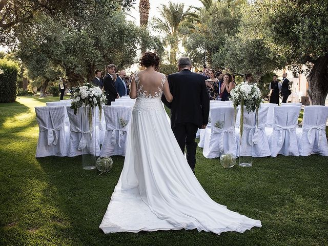 Il matrimonio di Rino e Alessandra a Ribera, Agrigento 10