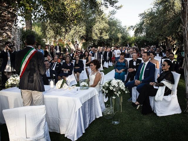 Il matrimonio di Rino e Alessandra a Ribera, Agrigento 12