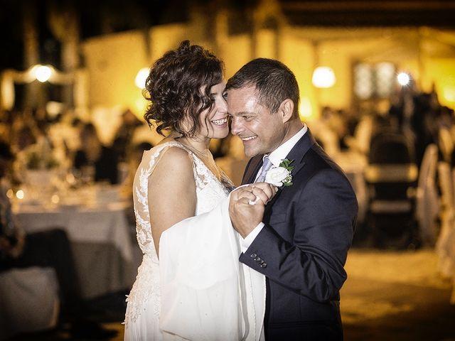 le nozze di Alessandra e Rino